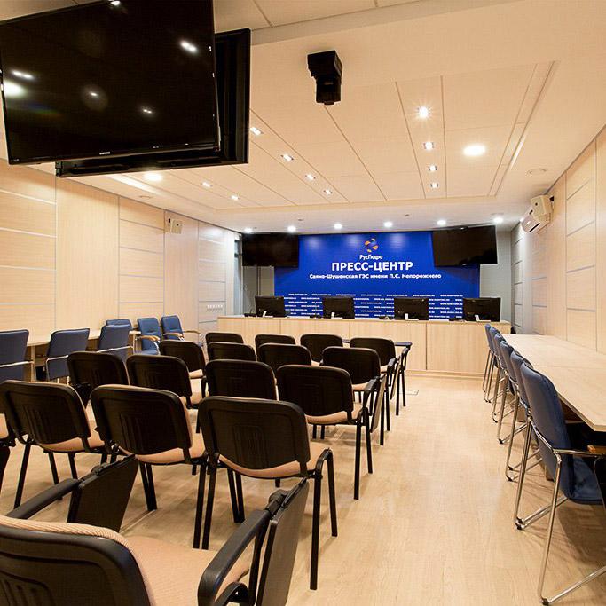 Пресс-центр СШГЭС 187 м2 г.Саяногорск